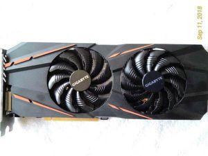 GIGABYTE GeForce GTX 1060 Windforce 6GB Graphic Card-$150 for Sale in Fairfax, VA