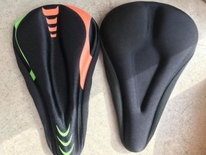 Bike Seat Cover Cushion for Exercise Bikes, Road Mountain Bikes, Water & Dust Resistant Cover - $5 each for Sale in Corona, CA