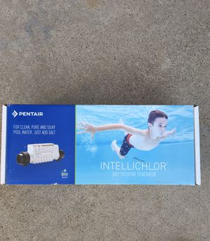 Salt Cell Pool Equipment Pentair IntelliChlor IC40 for Sale in San Diego, CA