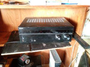 SONY SURROUND SOUND RECIEVER 7.2 STRdh-770 4K- 3D for Sale in Mesa, AZ