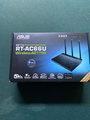 ASUS 802.11ac Dual Band Gigabit Router for Sale in Snellville, GA