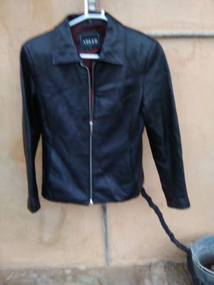 Lady's leather jacket, ADLER collection, size M for Sale in San Diego, CA