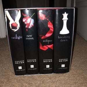 Twilight Book Series for Sale in Fresno, CA