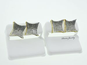 10k gold and diamond earrings for Sale in West Hartford, CT
