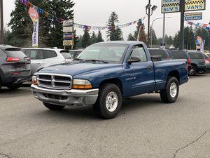 2002 Dodge Dakota pick up truck Automatic for Sale in Tacoma, WA