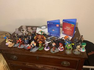 Disney infinity characters for Sale in Balch Springs, TX