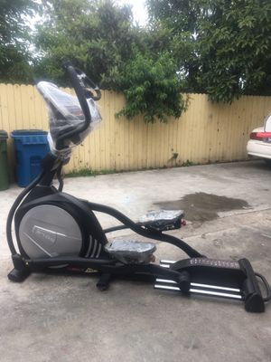 Low Price!! Get it Today!! SOLE e95 Gym Exercise Workout Elliptical Treadmill Fitness Equipment Retail Price: $999+ for Sale in Torrance, CA