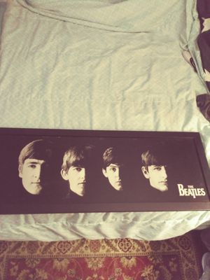 The Beatles collection picture and 16 CDs for Sale in Pasadena, CA