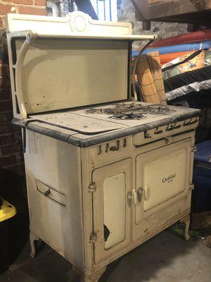 Antique wood/coal stove, Glendwood for Sale in Leominster, MA