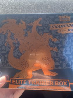 Pokémon's Champion's Path ETBs for Sale in La Mesa,  CA