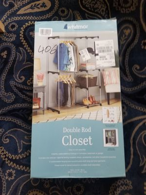 Closet organizer for Sale in Boston, MA