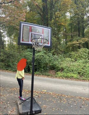 Basketball hoop in great condition for Sale in West McLean, VA