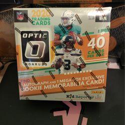 Panini Nfl Optic Mega Fanatic Exclusive for Sale in Houston,  TX