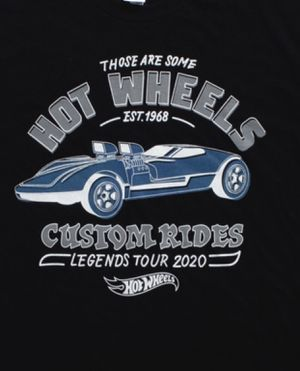 Hot Wheels Virtual Legends Tour T-Shirt 2XL for Sale in Los Angeles, CA