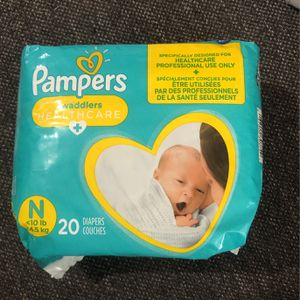 Pampers Newborn for Sale in Los Angeles, CA
