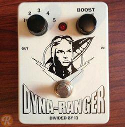 Dyna-Ranger Germanium Treble Boost for Sale in Chicago,  IL