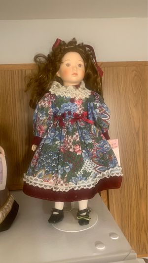 Glass Collectable Doll for Sale in Beaver Dam, WI