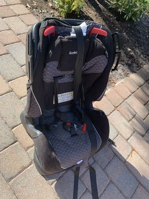 Car seat. Safety first for Sale in Lake Worth, FL