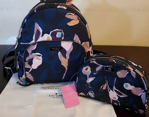 KATE SPADE BACKPACK AND MAKEUP BAG ♠️ for Sale in Las Vegas, NV