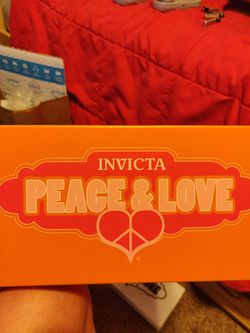 Invicta Peace and Love Watch Set for Sale in Mukilteo,  WA