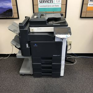Konica Minolta C353 laser MFP printer for Sale in Ballwin, MO