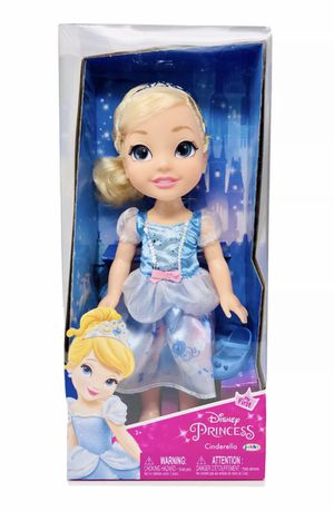 "Disney Princess Doll My First Cinderella Large Size 14"" Jakks for Sale in French Creek, WV"