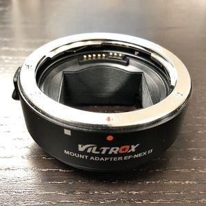 Viltrox EF-NEX II adapter for Sale in Sumner, WA