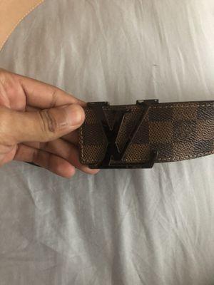 100$ louis vuitton belt 30/32 for Sale in Springfield, VA