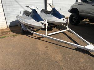 1996 Polaris 760 triple jet skis for Sale in Boring, OR