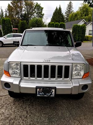 06 Jeep Commander 4x4 for Sale in Lake Stevens, WA
