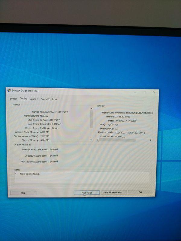 Dell Gaming Desktop Computer
