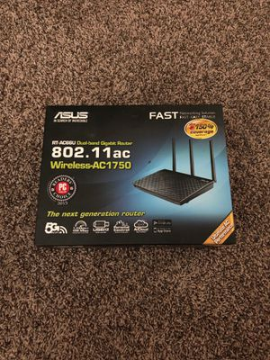 ASUS RT-AC66U Dual-band Gigabit Router for Sale in Sacramento, CA