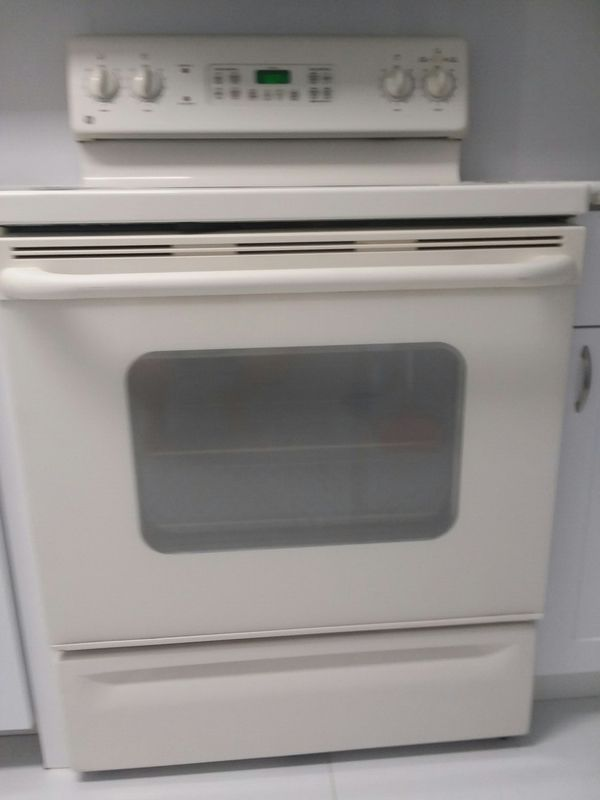 Electric stove GE
