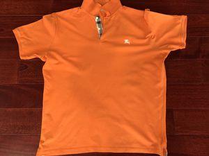 Men's Burberry Brit Orange for Sale in Bowie, MD
