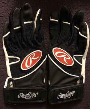 Rawlings Youth Baseball Batting Gloves for Sale in Hacienda Heights, CA