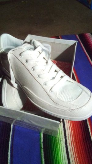 Skateboard shoes nucleus brand for Sale in San Diego, CA