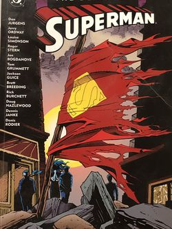 The Death Of Superman for Sale in Rosemead,  CA
