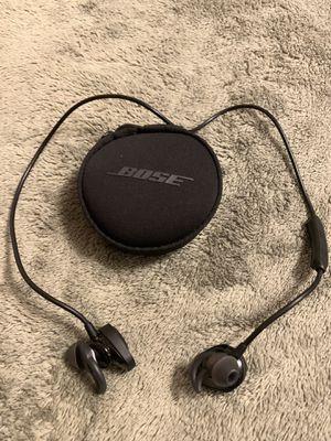 Bose Soundsport headphones for Sale in Mountlake Terrace, WA