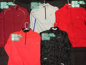 Nike zip up jackets for Sale in San Jose, CA