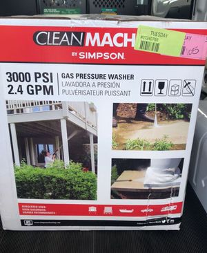 Simpson Gas Pressure Washer for Sale in Tampa, FL
