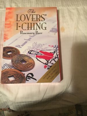 The lovers I-Ching by Rosemary Burr. Book and coins for Sale in Hurst, TX
