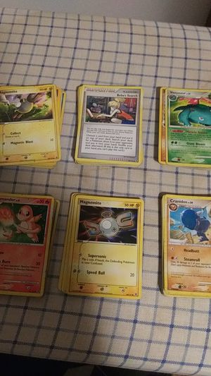 Pokemon collectable cards for Sale in Geneva, NY