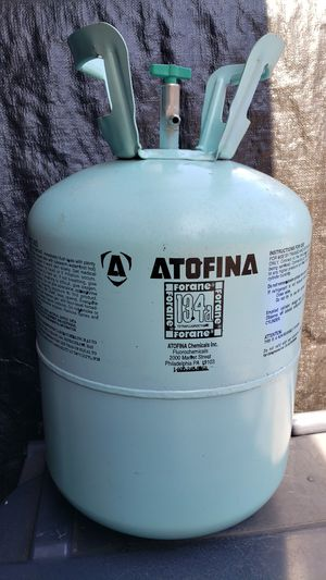 Empty 30 lb freon tank for Sale in Oregon City, OR