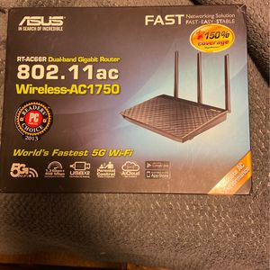 ASUS RT-AC66R Wifi Router for Sale in Vancouver, WA