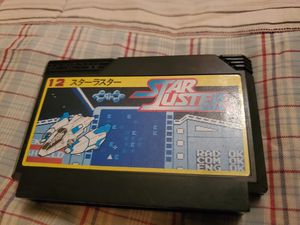 Star juster 1985 nes Nintendo famicom Japanese only release for Sale in Westminster, CO