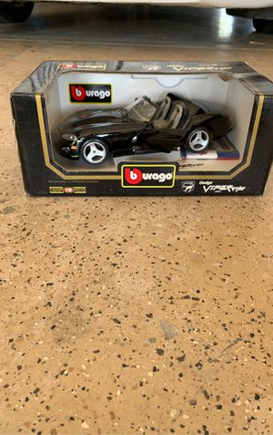 Dodge Viper Burago for Sale in Riverside, CA