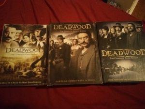 Deadwood Complete Series for Sale in Kingsport, TN