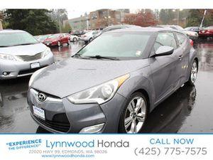 2012 Hyundai Veloster for Sale in Edmonds, WA