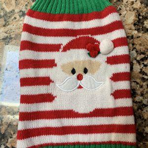 Santa Dog Sweater for Sale in Bakersfield, CA