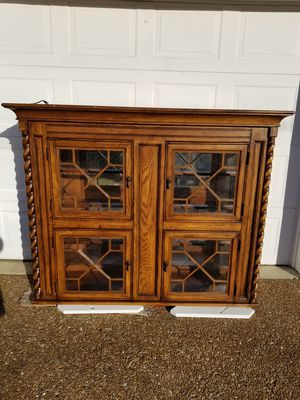 Hutch top or storage display for Sale in Nashville, TN